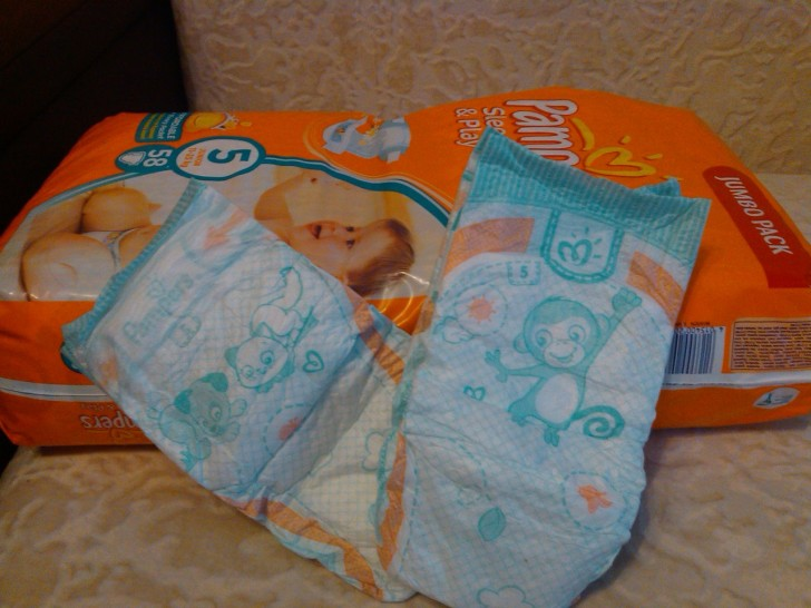 Sleep and Play от Pampers