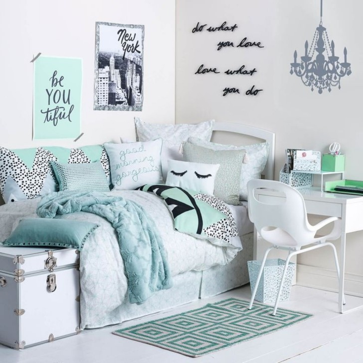 vanity-teenager-bedroom-decor-diy-teen-room-brilliant-how-to-at